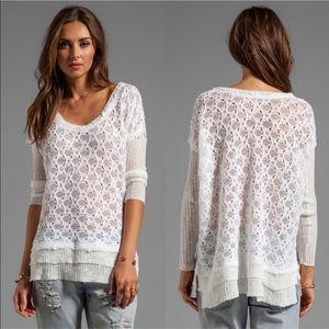 Free People | Windows to My Soul Pullover Sweater